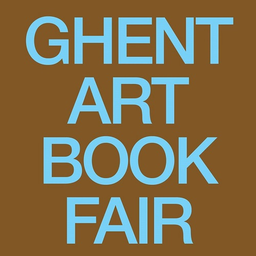 Ghent Art Book Fair 2020