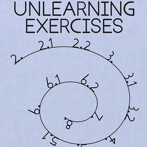 Book Launch | Unlearning Exercises